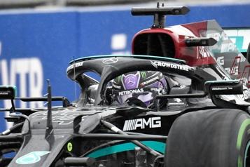 GrandPrix de Russie Lewis Hamilton remporte sa 100evictoire)