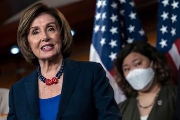 Nancy Pelosi appelle à un «boycottage diplomatique» des JO de Pékin)