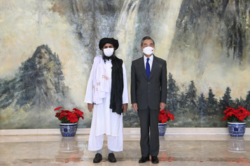 Le Canada et ses alliés surveillent l'influence chinoise en Afghanistan)
