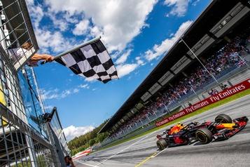 La F1 commencera en Autriche en juillet, le GP du Canada pas encore au calendrier complet)