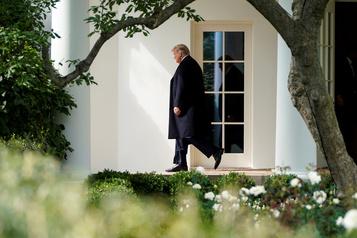 Selon une étude Trump serait le principal facteur de désinformation sur la COVID-19)