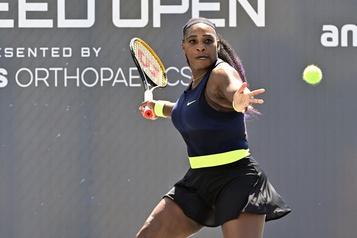 Serena Williams sortie par la 116e mondiale en quarts à Lexington)
