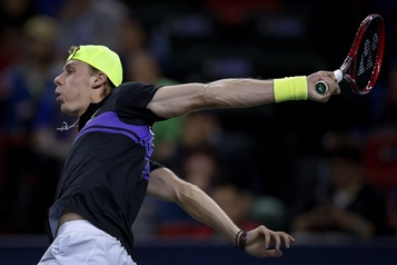 Denis Shapovalov accède au carré d'as à Stockholm