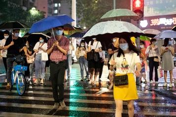 La Chine ne rapporte aucun nouveau cas de contamination au coronavirus)