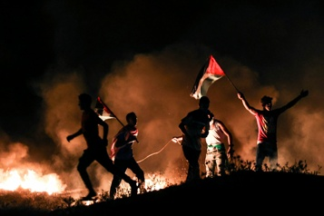 Cisjordanie Une Palestinienne a été tuée par les forces israéliennes)