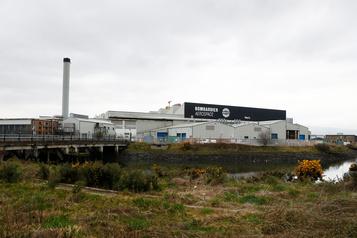 Bombardier: l'incendie à Belfast aura des conséquences «minimes»)
