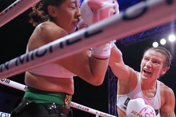 Combat du 28août à Montréal Jeanette Zacarias Zapata succombe à ses blessures )