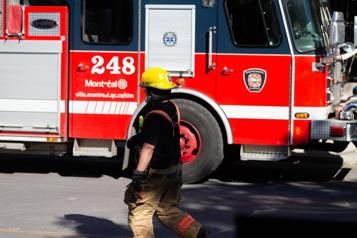 Plateau-Mont-Royal Des familles évacuées après un incendie dans un puits souterrain )