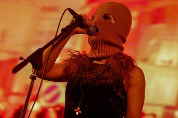 Pussy Riot au festival Santa Teresa