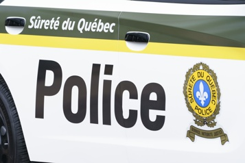 Un garçon gravement blessé dans une embardée à Sherbrooke)