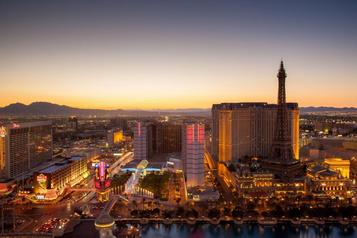 Rester zen àLas Vegas
