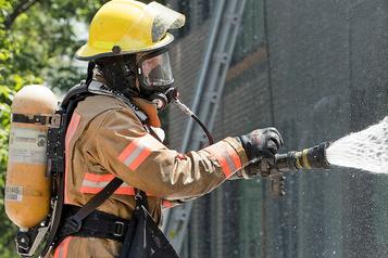 Incendie majeur en Abitibi-Témiscamingue
