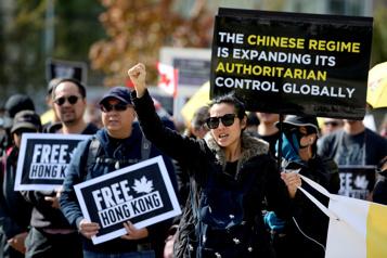 Ottawa veut aider les citoyens de Hong Kong à s'établir au Canada)