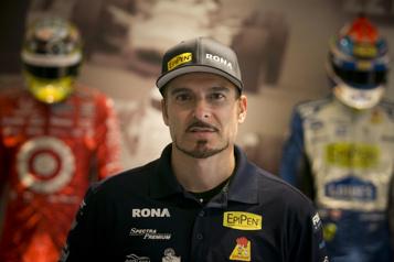 Karting Alex Tagliani: l'héritage du grand-père)