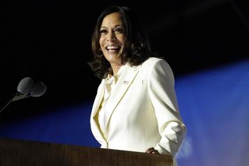 Quel rôle jouera la nouvelle vice-présidente, Kamala Harris?)
