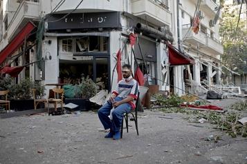 Explosions à Beyrouth: Montréal «de tout cœur» avec la communauté libanaise )