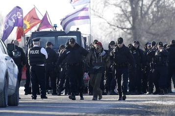 Crise ferroviaire: la police intervient à Belleville