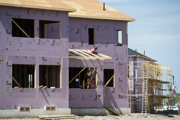 Canada La tendance annuelle des mises en chantier augmente de 21,6 % en mars)