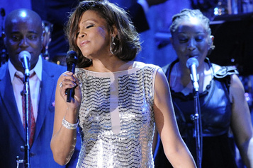 Une certification posthume pour Whitney Houston)
