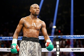 Floyd Mayweather annonce son retour