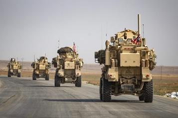 Syrie: retrait des combattants kurdes et des soldats américains