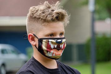 Un masque à apprivoiser )