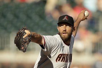 Sept manches sans point ni coup s?r pour Madison Bumgarner)