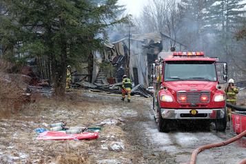 Incendies en série dans Brome-Missisquoi