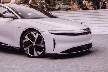 La Lucid Air aura unebien meilleure autonomie que celle de la Tesla ModelS)