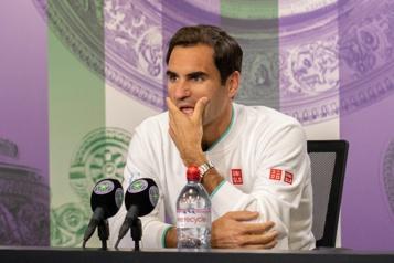 Roger Federer: «Le pire est derrière moi»)