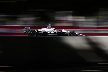 Report de la course IndyCar de Toronto)