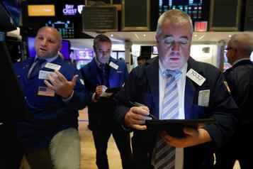 Wall Street hésite sur le commerce