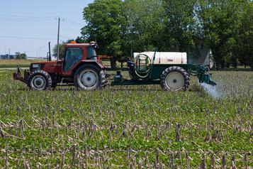 Pesticides: les recommandations de la commission dévoilées