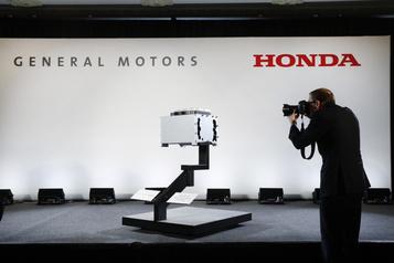 Honda et General Motors scellent une alliance stratégique)