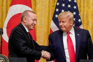 Trump et Erdogan appellent à un cessez-le-feu en Syrie et Libye