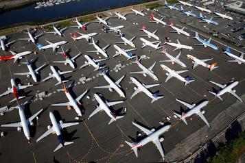Le Boeing 737 MAX ne revolera pas avant 2020