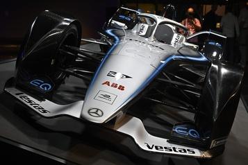 Mercedes annonce son arrivée en Formule E
