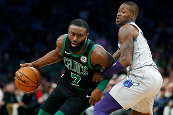 Les Celtics gâchent le spectacle à Toronto
