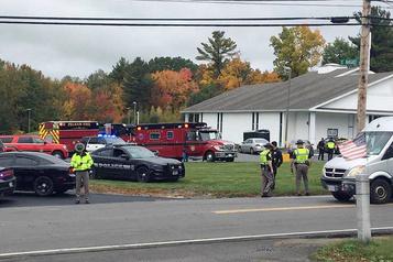 New Hampshire : un homme ouvre le feu dans une église, deux blessés