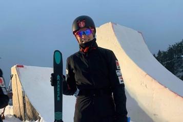 Ski acrobatique Un premier podium en carrière pour Marion Thénault)