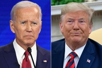 Pas de quatrième débat contre Biden pour Trump)