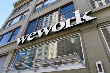 WeWork accepte l'offre de sauvetage de SoftBank