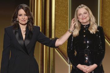 Une baisse de 60% des cotes d'écoute pour les Golden Globes)