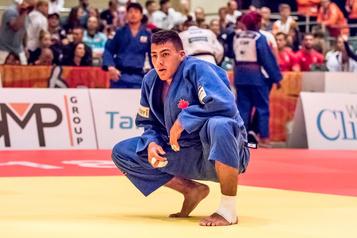 Judo Shady ElNahas obtient le bronze en Hongrie)