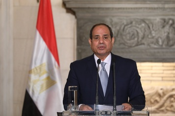 Militants arrêtés en Égypte Le Caire rejette les critiques internationales, dénonce «une ingérence»)