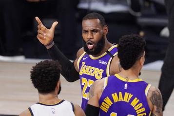 Lakers contre Heat en finale: les forces en présence)