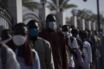 COVID-19 en Afrique Le Sénégal, une «success story» à confirmer)
