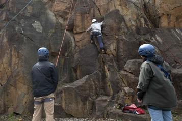 Guide pour grimpeurs d'intérieur impatients d'en découdre)