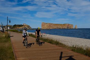 La Gaspésie entrevoit le palier vert, mais pas encore le retour des touristes )
