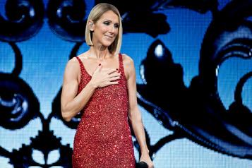 Céline Dion rend hommage à sa mère